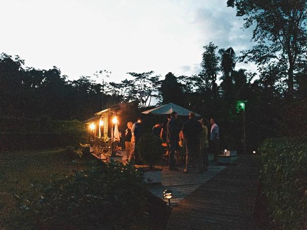 Jaguar Creek, Belize - a Rain Forest Eco-Resort Experience