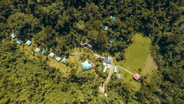Jaquar Creek, Belize - a Rainforest Eco-Resort Experience