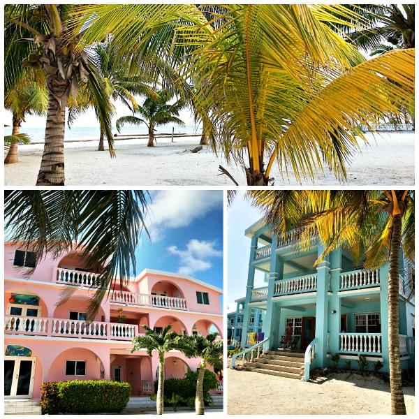 Mahogany Bay Resort, Ambergris Caye, Belize