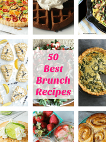 Holiday Entertaining: 50 Best Brunch Recipes