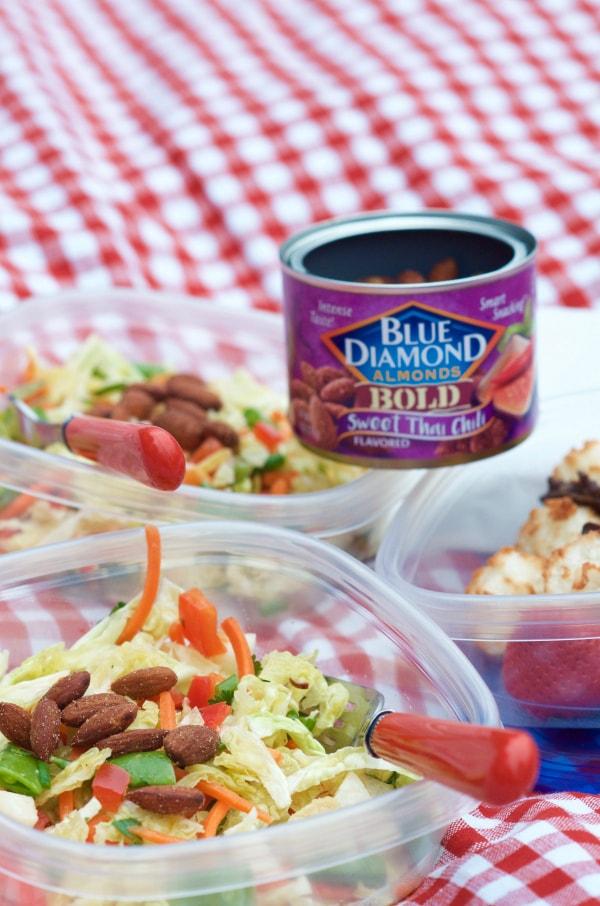 Savoy Jicama Slaw Salad Recipe