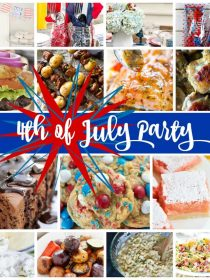 4th of July Holiday Recipes Party Plan
