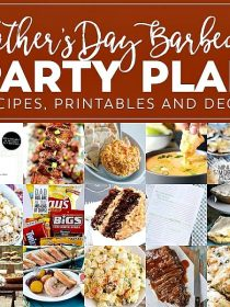 Summer Barbecue Meal Plan