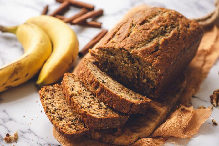 BEST Walnut Banana Bread Recipe