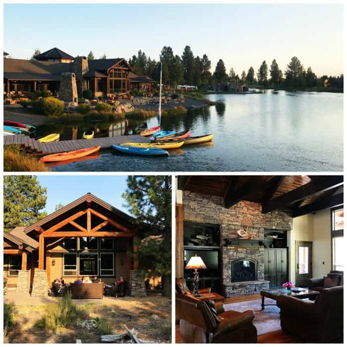 Weekend in Sunriver Resort, Central Oregon
