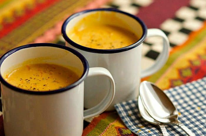 Best Creamy Butternut Squash Soup
