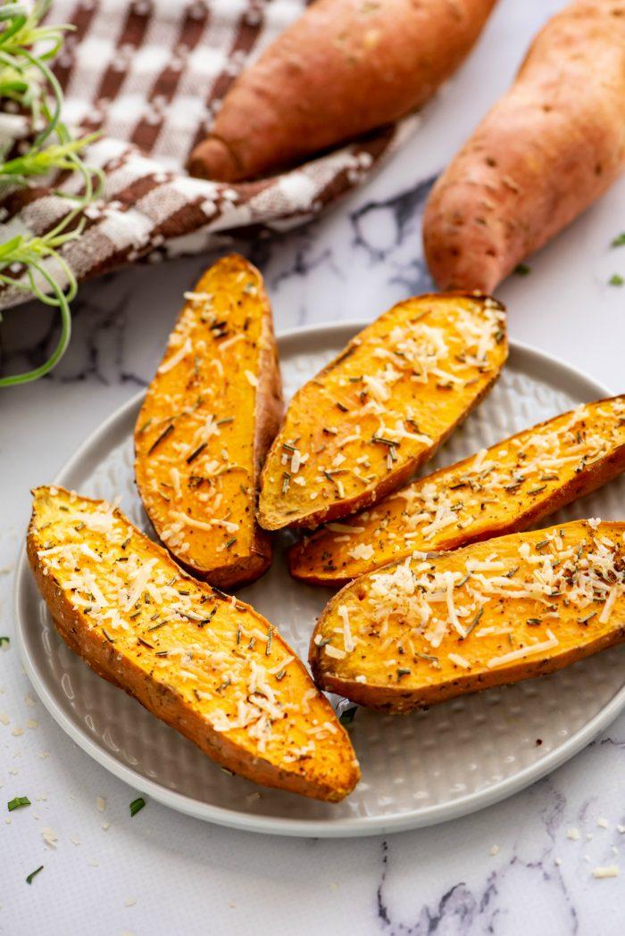 Roasted Sweet Potatoes with Rosemary Recipe