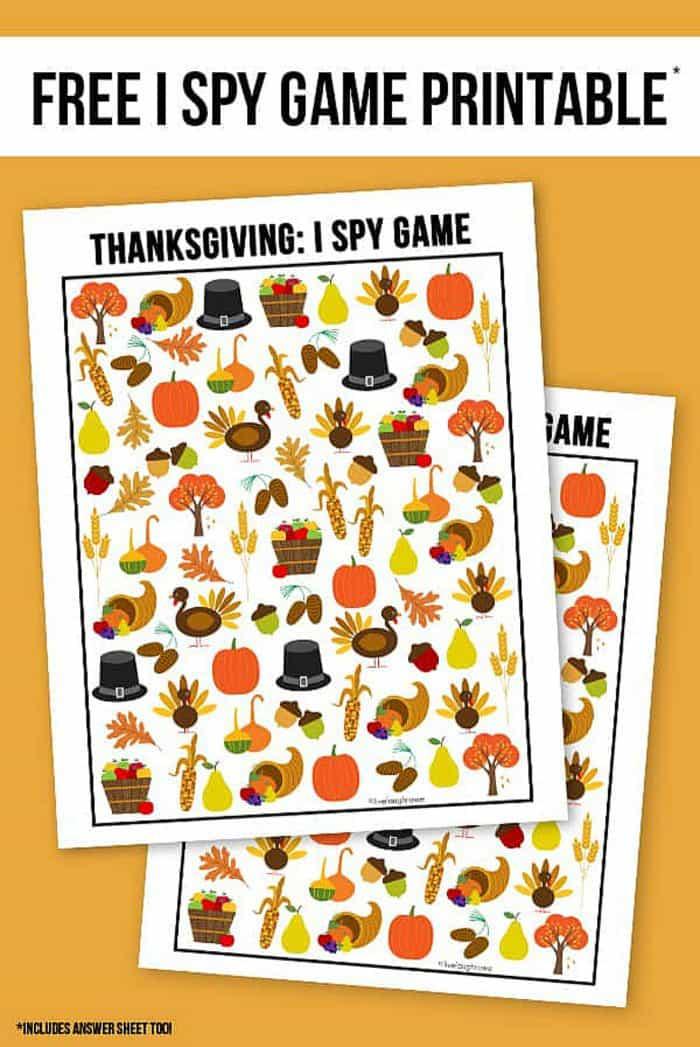 Thanksgiving Meal Plan Recipes