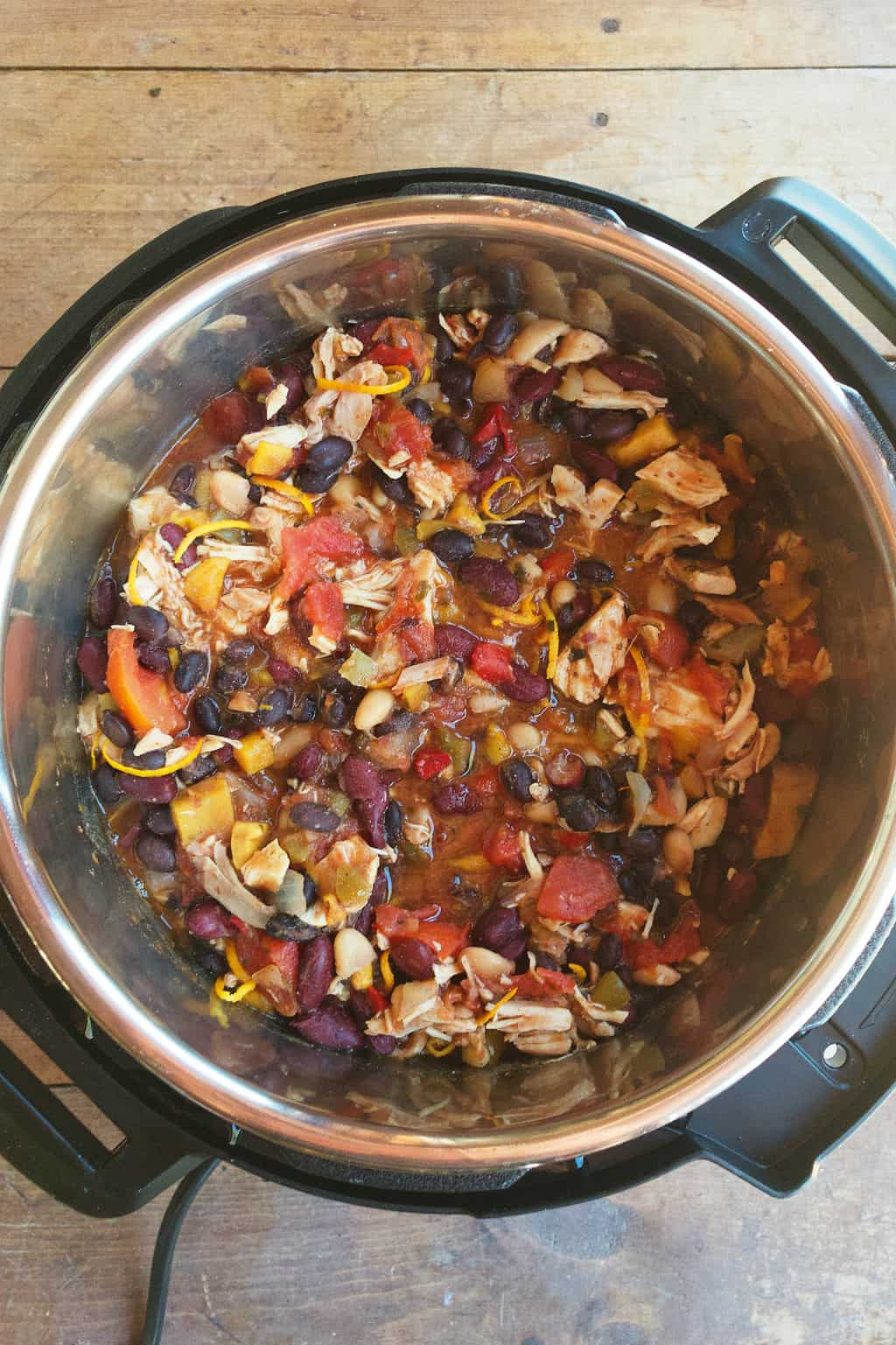 Instant Pot Mango Chicken Chili Recipe Reluctant Entertainer
