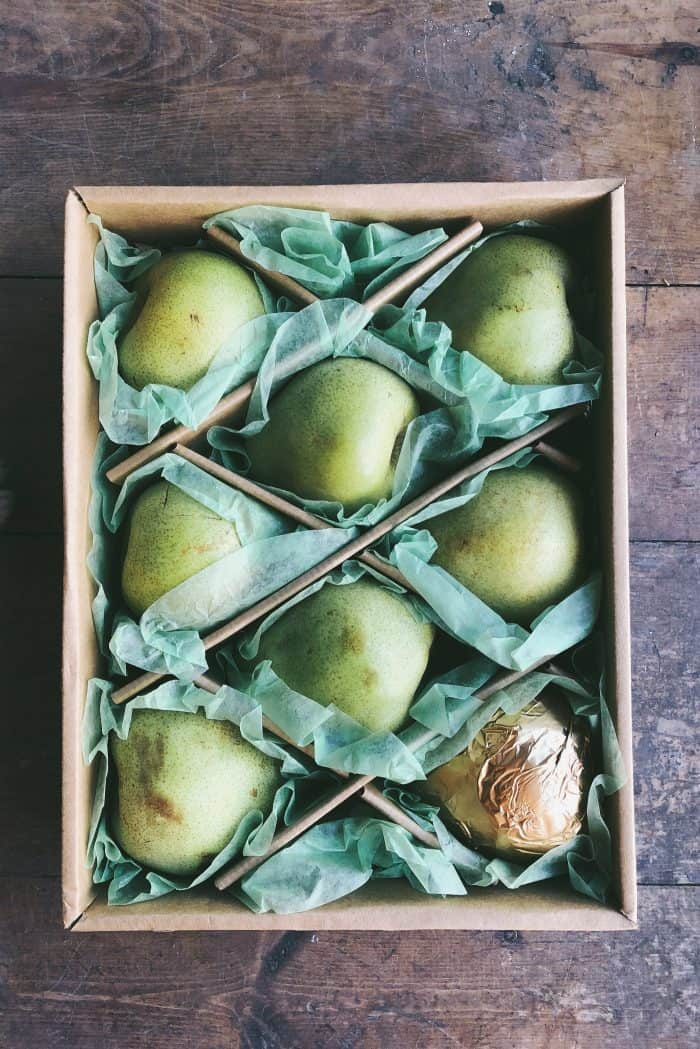Pear Butternut Squash Breakfast Casserole