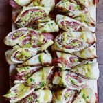 Rolled Flatbread Cubano Sandwich Recipe