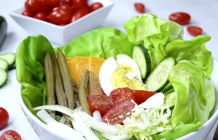 Tasty Irish Pub Salad Recipe