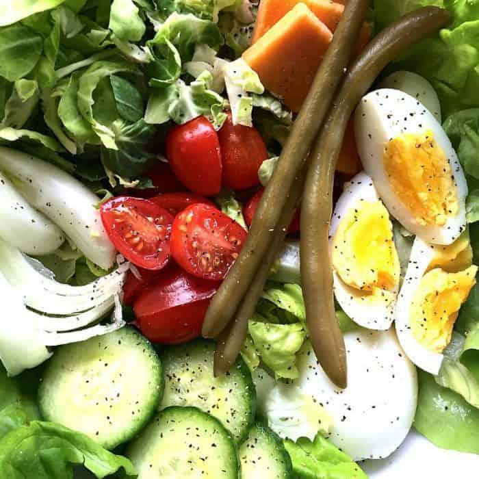 BEST Irish Pub Salad Recipe