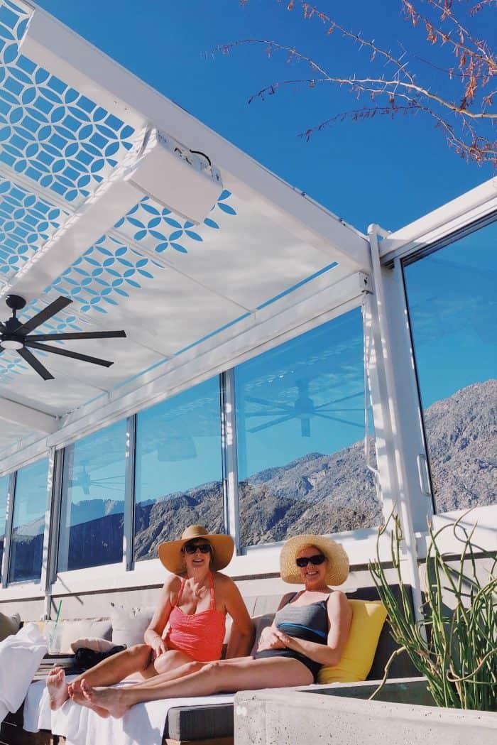 View Kimpton Rowan Hotel Palm Springs CA