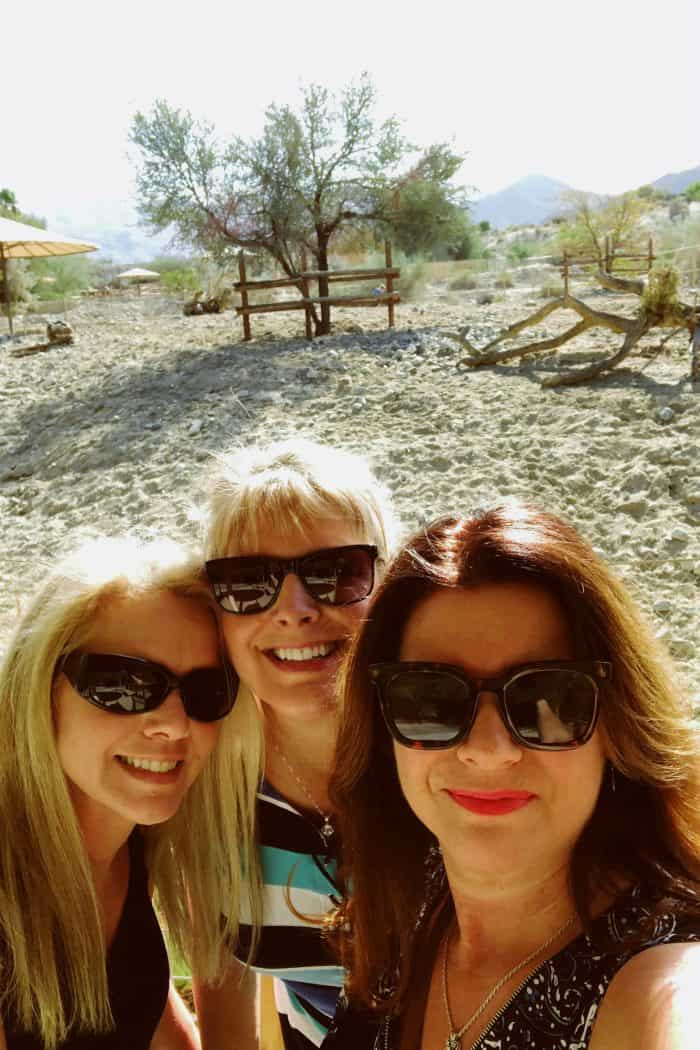 Sisters Zoo Kimpton Rowan Hotel Palm Springs CA