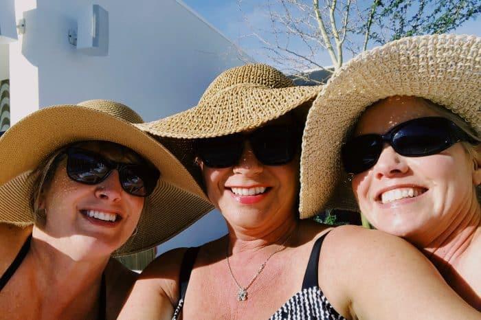 Sister Love Kimpton Rowan Hotel Palm Springs CA