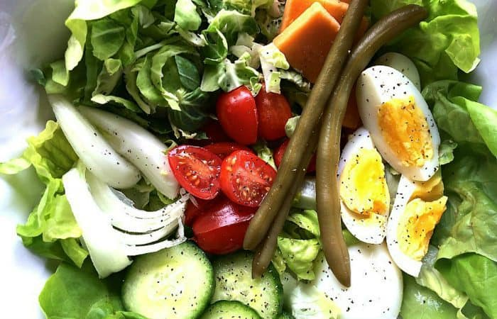 Not a Potato Irish Pub Salad Recipe