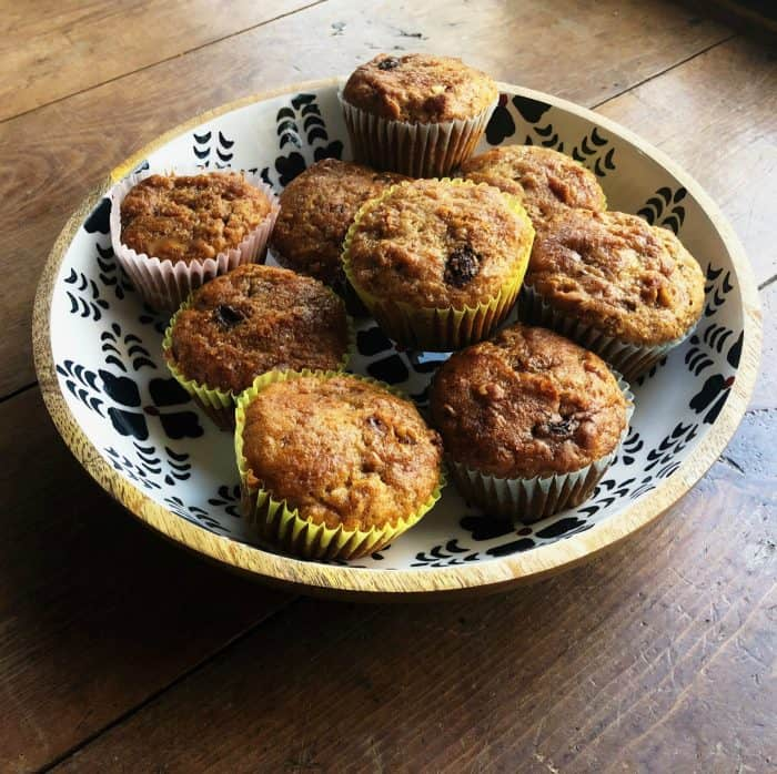 Best Raisin Bran Muffins