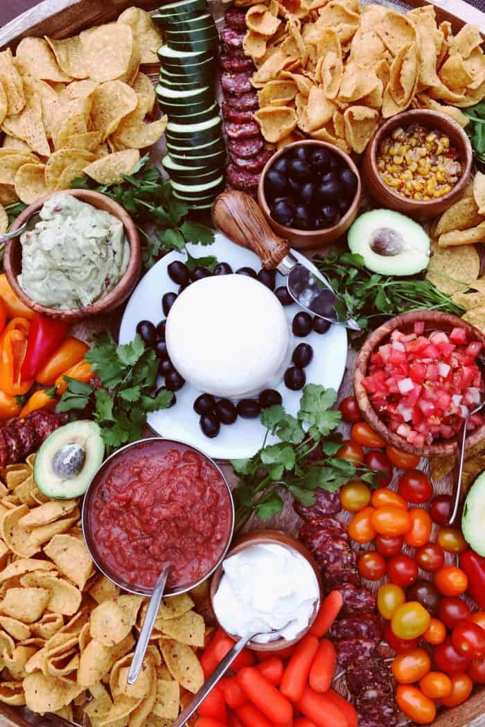 Best Cinco de Mayo Mexican Charcuterie Board Recipe