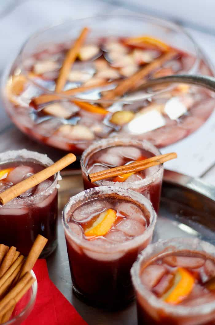 How to Make Easy Red Wine Sangria Recipe