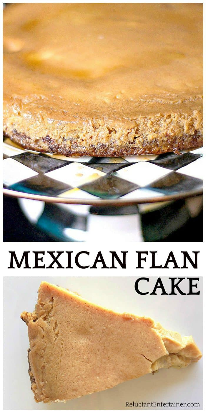Best Mexican Flan Cake Recipe