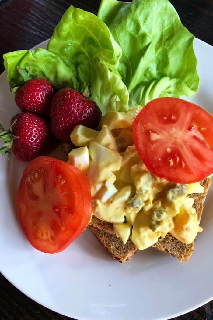 Delicious Egg Salad Sandwich Recipe