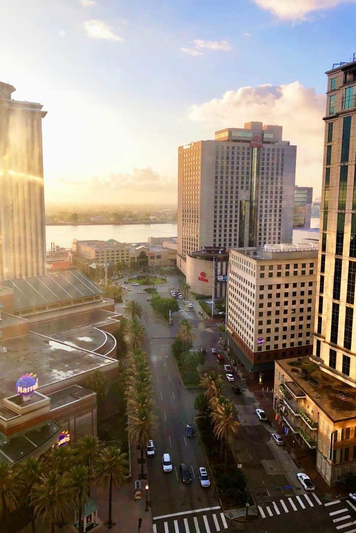 Le Méridien New Orleans Hotel Review