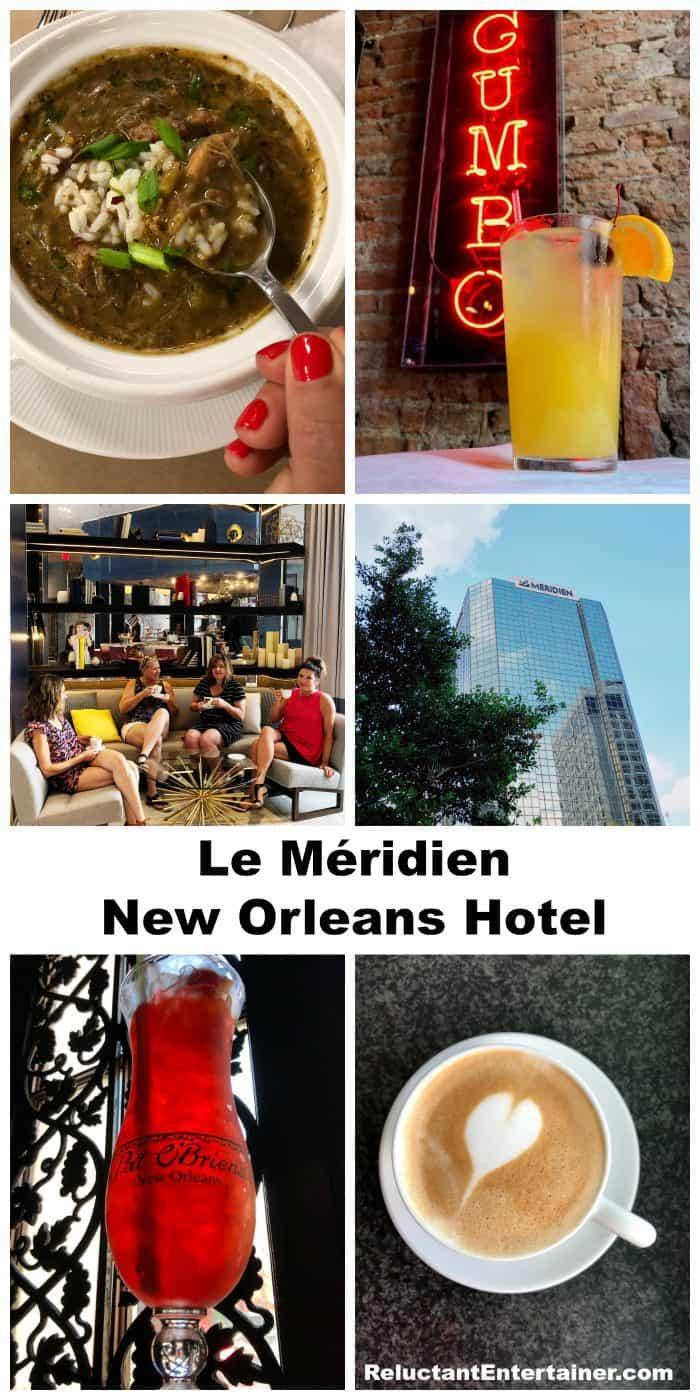 Le Méridien New Orleans Hotel