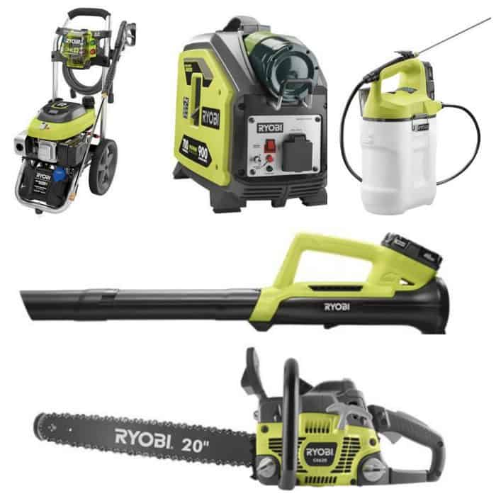 Ryobi Outdoor Products - summer