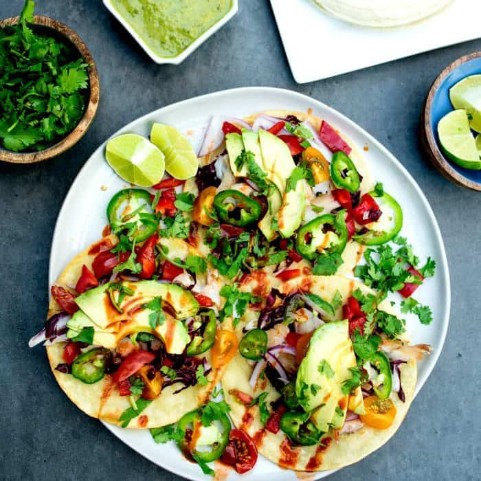 Easy Smoked BEST Grilled Rockfish Tacos