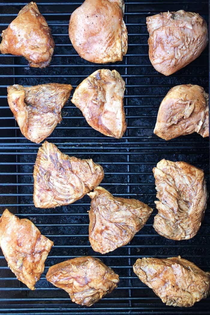 Easy Honey Glazed Balsamic Chicken Recipe