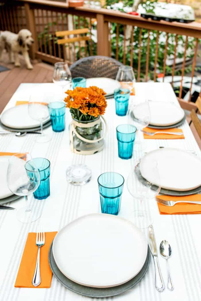 Set the Table for Fall
