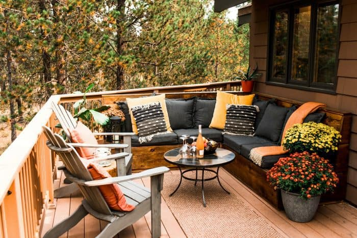 Fall Outdoor Living