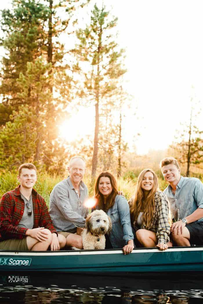 Coughlin Family Hosmer Lake