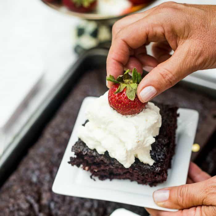 The very best Last-Minute Crazy Cake Recipe
