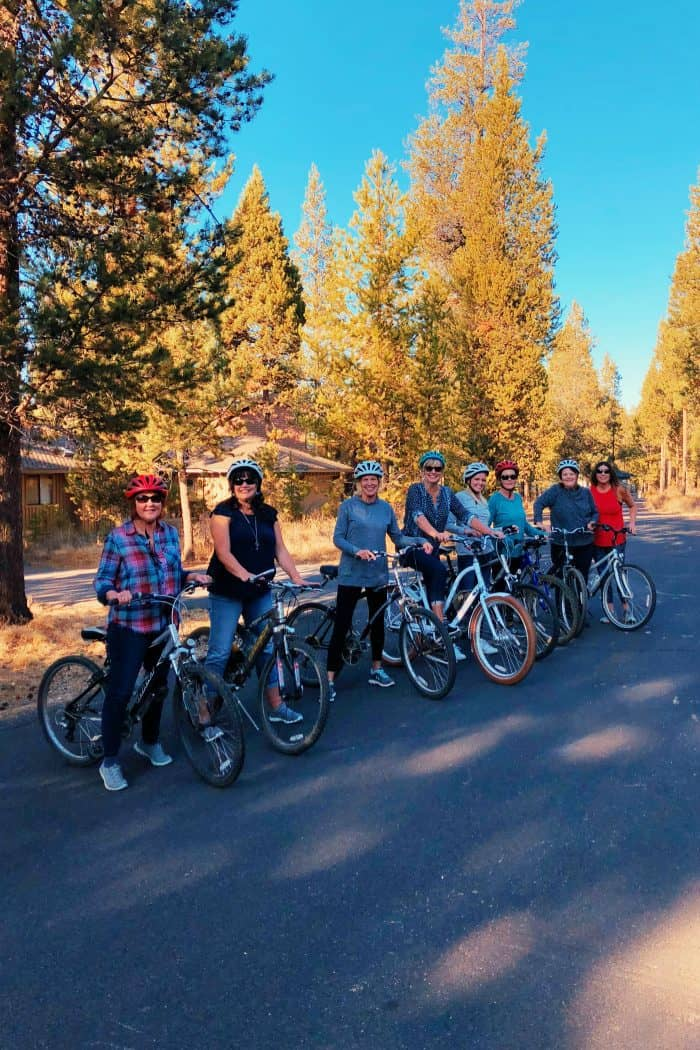 Sunriver Resort - bikes