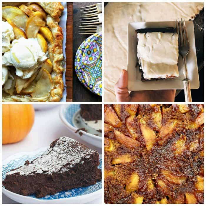 Last-Minute 4 Thanksgiving Desserts