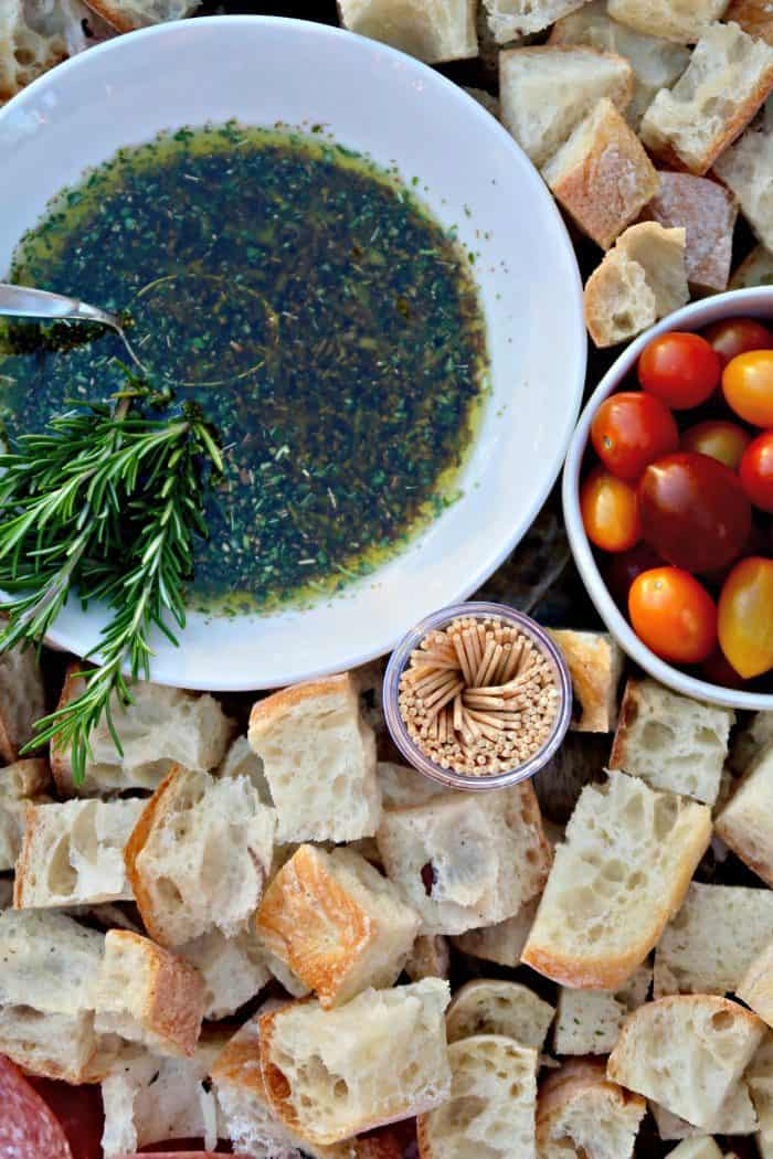 Bertolli® Olive Oil Italian Bread Dipping Oil