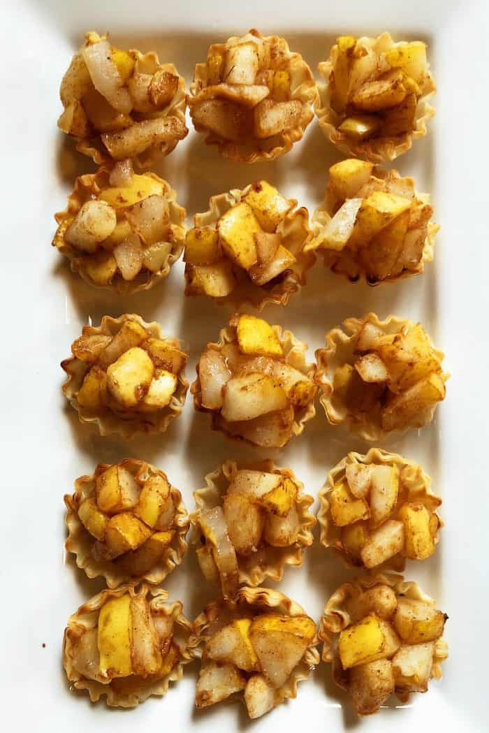 Pear Pie Bites Recipe