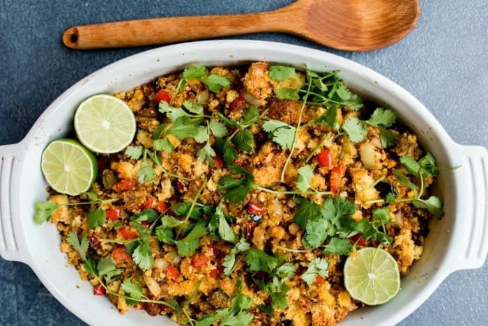 Best Vegetarian Mexican Stuffing