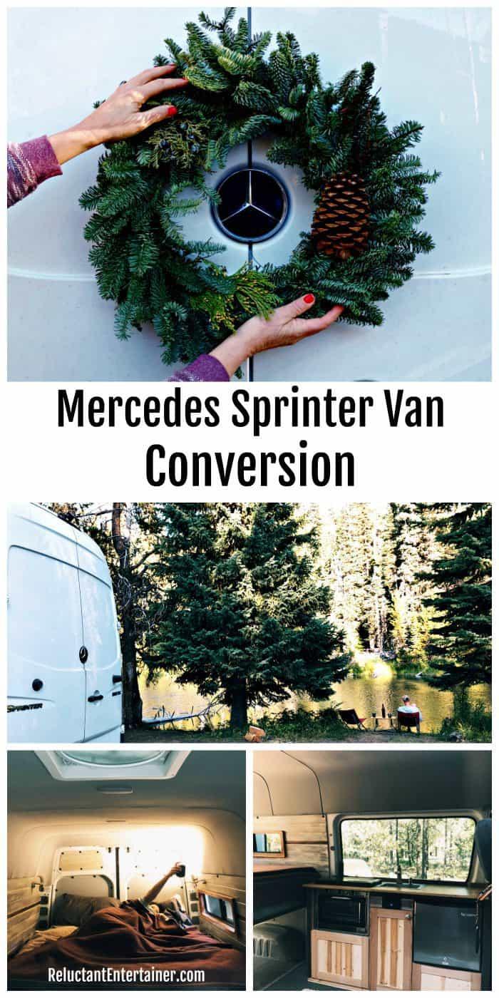 Mercedes Sprinter Van Conversion