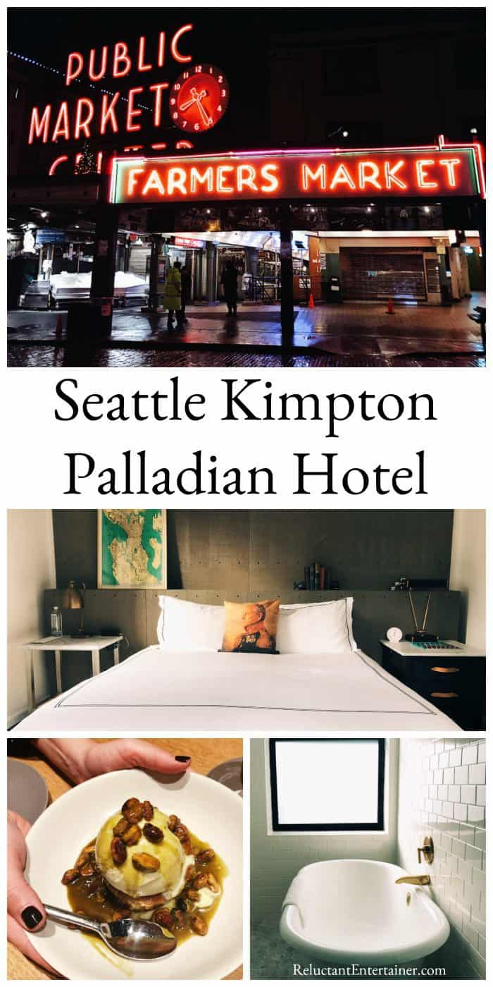 Seattle Kimpton Palladian Hotel Review