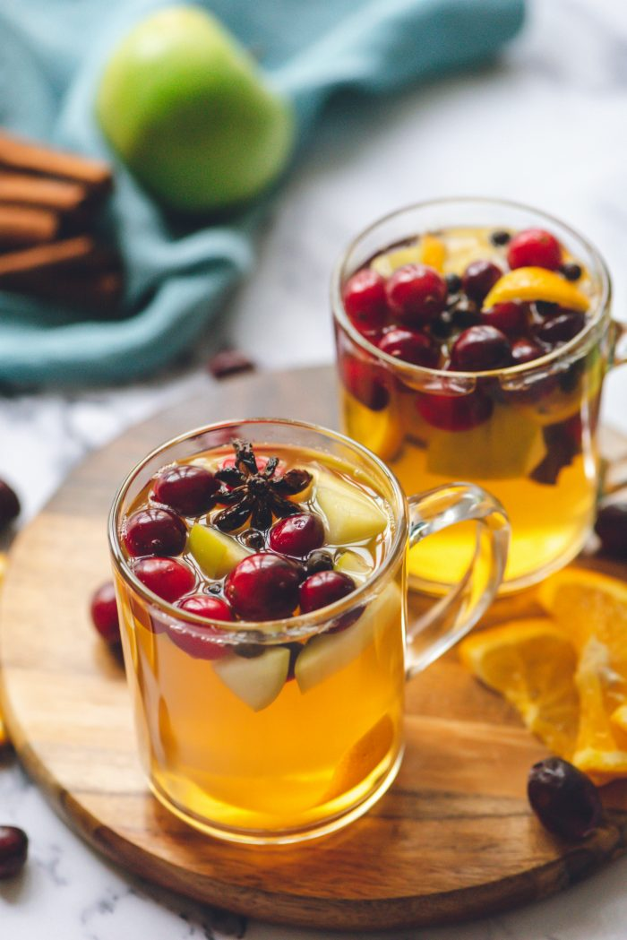 The Pioneer Woman's Mulled Apple Cider Recipe