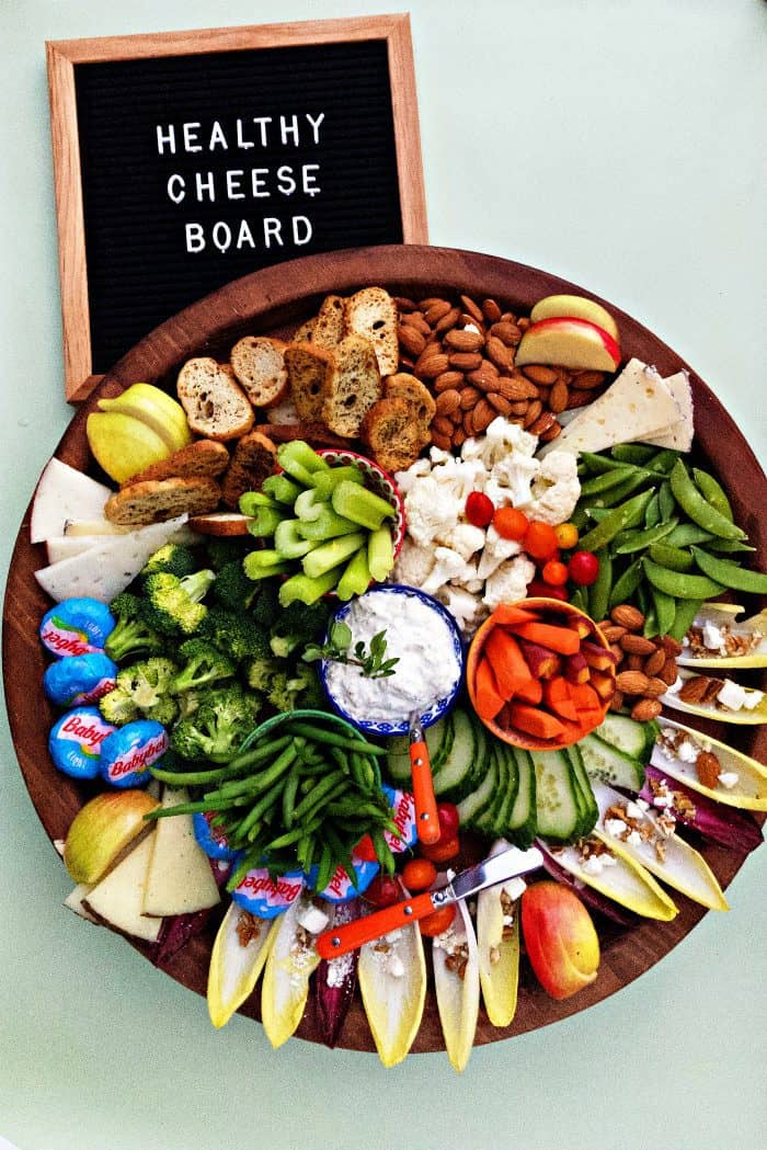 Healthy Cheese Board Recipe