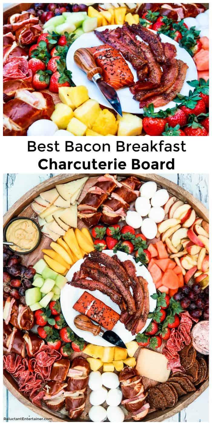 bacon breakfast board
