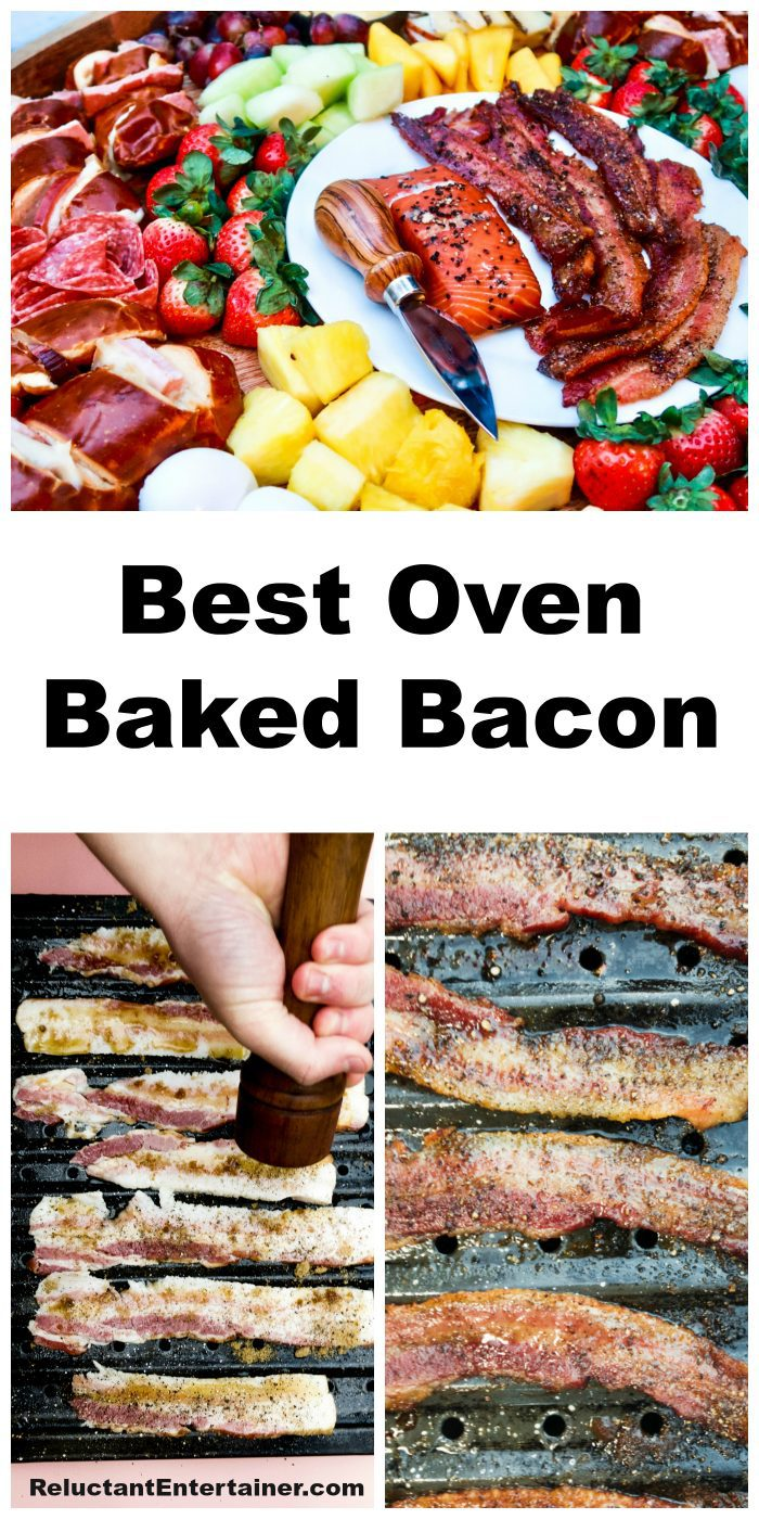 Best Oven Baked Bacon Recipe