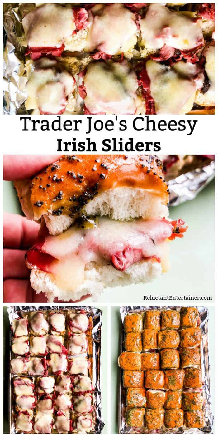 Trader Joe's Cheesy Irish Sliders Recipe