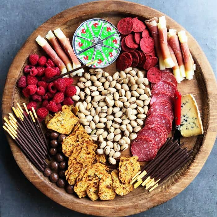 Best Valentine's Day Date Night Charcuterie Board