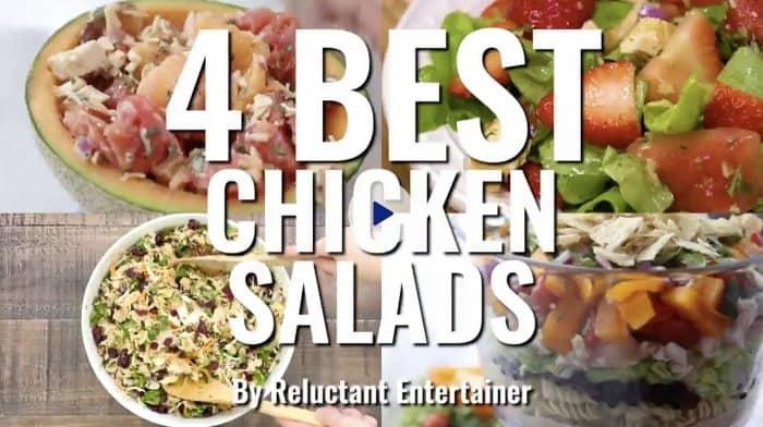 BEST Chicken Salad Recipes