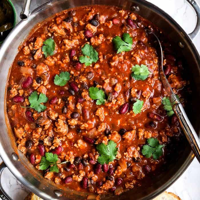 Tasty Easy Homemade Chili recipe